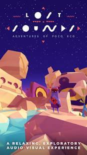 Androidアプリ「Adventures of Poco Eco - Lost Sounds」のスクリーンショット 2枚目