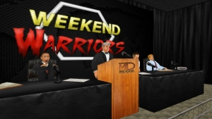 Androidアプリ「Weekend Warriors MMA」のスクリーンショット 3枚目