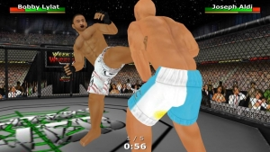 Androidアプリ「Weekend Warriors MMA」のスクリーンショット 1枚目