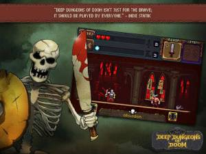 Androidアプリ「Deep Dungeons of Doom」のスクリーンショット 3枚目