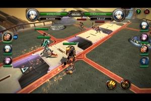 Androidアプリ「Blade Waltz」のスクリーンショット 5枚目