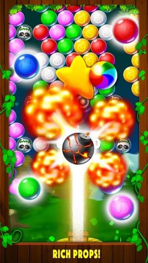 Androidアプリ「植物パンダバブル」のスクリーンショット 2枚目