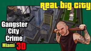 Androidアプリ「Gangstar City: Crime Miami PRO」のスクリーンショット 4枚目