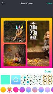Androidアプリ「LiveCollage - Collage Maker & Photo Editor」のスクリーンショット 2枚目