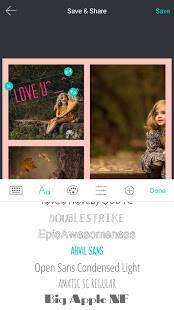 Androidアプリ「LiveCollage - Collage Maker & Photo Editor」のスクリーンショット 4枚目