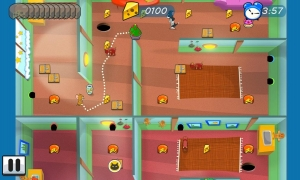 Androidアプリ「Tom & Jerry: Mouse Maze FREE」のスクリーンショット 4枚目