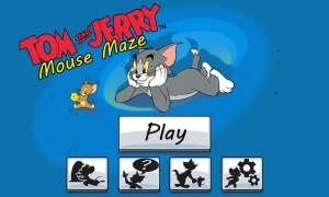 Androidアプリ「Tom & Jerry: Mouse Maze FREE」のスクリーンショット 1枚目