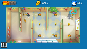 Androidアプリ「Tom & Jerry: Mouse Maze FREE」のスクリーンショット 2枚目