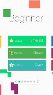 Androidアプリ「頭が良くなるブロック パズル Fits #無料パズルゲーム」のスクリーンショット 3枚目