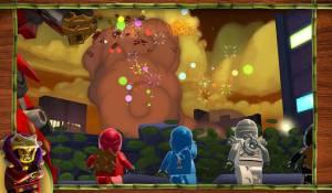 Androidアプリ「LEGO® Ninjago™ Shadow of Ronin」のスクリーンショット 5枚目