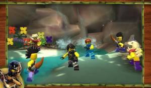 Androidアプリ「LEGO® Ninjago™ Shadow of Ronin」のスクリーンショット 1枚目