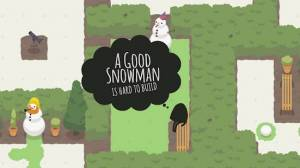 Androidアプリ「A Good Snowman」のスクリーンショット 1枚目