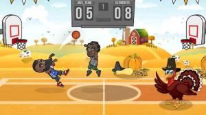 Androidアプリ「Basketball Battle」のスクリーンショット 1枚目