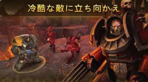 Androidアプリ「Warhammer 40,000: Space Wolf」のスクリーンショット 5枚目