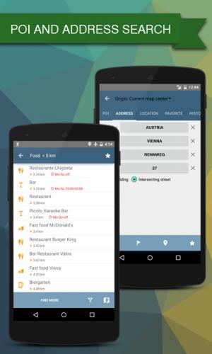 Androidアプリ「ニュージーランド GPSナビゲーション」のスクリーンショット 4枚目
