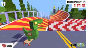 Androidアプリ「Star Skater」のスクリーンショット 2枚目