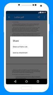 Androidアプリ「Amazon Drive」のスクリーンショット 4枚目