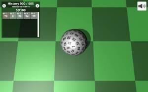 Androidアプリ「3Dダイス」のスクリーンショット 3枚目
