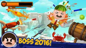 Androidアプリ「Beat the Boss 4」のスクリーンショット 2枚目