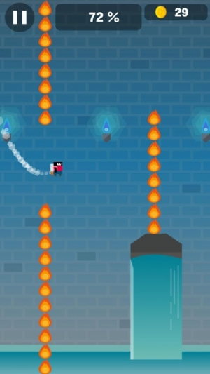 Androidアプリ「Impossible Journey」のスクリーンショット 3枚目