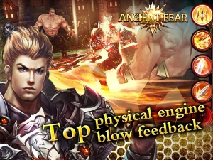 Androidアプリ「Ancient Fear」のスクリーンショット 4枚目