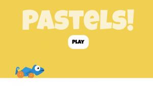 Androidアプリ「Pastels!」のスクリーンショット 1枚目