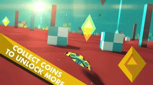 Androidアプリ「Geometry Race」のスクリーンショット 5枚目