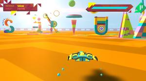 Androidアプリ「Geometry Race」のスクリーンショット 1枚目