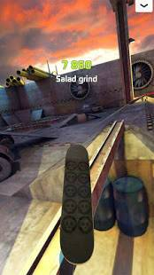 Androidアプリ「Touchgrind Skate 2」のスクリーンショット 5枚目