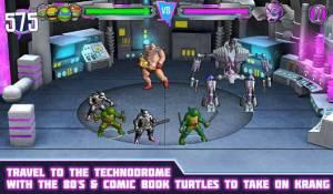 Androidアプリ「TMNT Portal Power」のスクリーンショット 3枚目