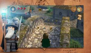 Androidアプリ「LEGO® The Lord of the Rings™」のスクリーンショット 1枚目