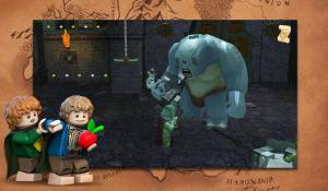 Androidアプリ「LEGO® The Lord of the Rings™」のスクリーンショット 5枚目