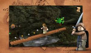 Androidアプリ「LEGO® The Lord of the Rings™」のスクリーンショット 2枚目