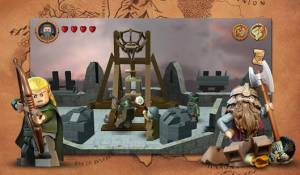 Androidアプリ「LEGO® The Lord of the Rings™」のスクリーンショット 3枚目