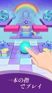 Androidアプリ「ローリング・スカイ」のスクリーンショット 2枚目