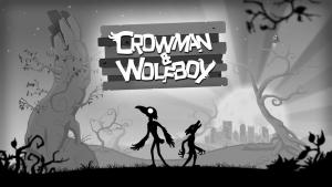 Androidアプリ「Crowman & Wolfboy」のスクリーンショット 1枚目