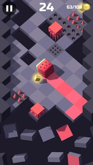 Androidアプリ「Adventure Cube」のスクリーンショット 4枚目