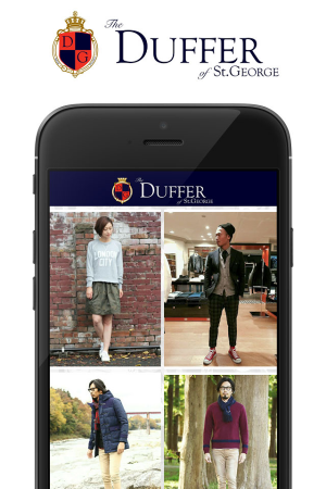 Androidアプリ「The DUFFER of St.GEORGE」のスクリーンショット 2枚目