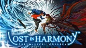 Androidアプリ「Lost in Harmony」のスクリーンショット 1枚目
