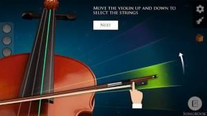 Androidアプリ「バイオリン:マジックバイオリン弓 (Violin)」のスクリーンショット 3枚目