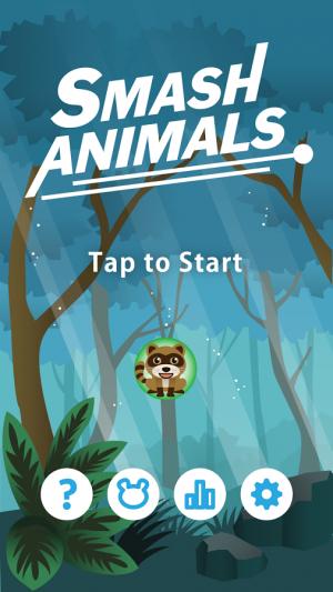 Androidアプリ「スマッシュ・アニマルズ 楽しい!無料の暇つぶしゲーム」のスクリーンショット 4枚目