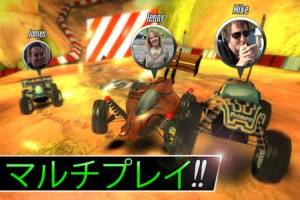 Androidアプリ「Touch Racing 2 - Mini RC Race」のスクリーンショット 4枚目