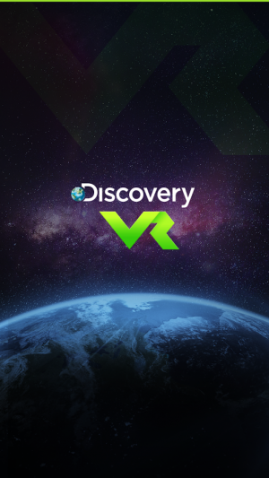 Androidアプリ「Discovery VR」のスクリーンショット 1枚目