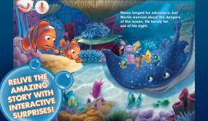 Androidアプリ「Finding Nemo: Storybook Deluxe」のスクリーンショット 5枚目