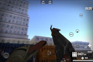 Androidアプリ「Coalition - Multiplayer FPS」のスクリーンショット 1枚目