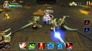 Androidアプリ「Sword Storm」のスクリーンショット 1枚目
