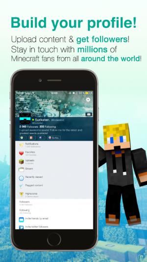 Androidアプリ「Minecraft Seeds Lite」のスクリーンショット 4枚目