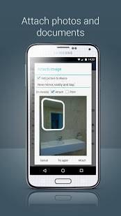 Androidアプリ「請求書と見積書のアプリ」のスクリーンショット 3枚目