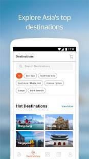 Androidアプリ「Klook: Travel Activities, Day Trips & Guided Tours」のスクリーンショット 2枚目