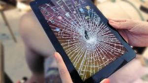 Androidアプリ「壊れた画面 (ジョーク) joke」のスクリーンショット 5枚目